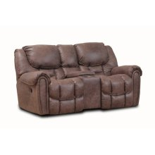 122-23-21  Rocking Console Loveseat