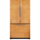 """Jenn-Air® 72"""" Counter Depth French Door Refrigerator, Panel Ready Product Image"""