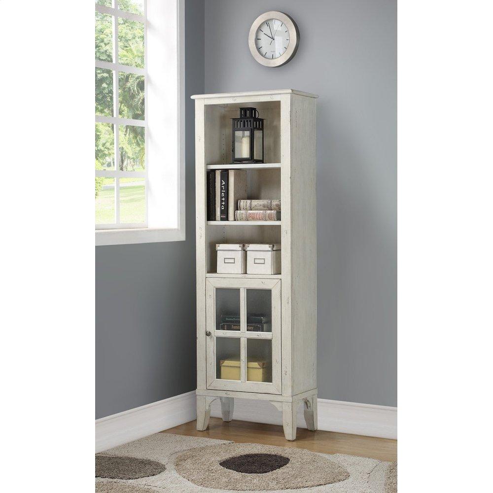 HILTON Bookcase with Door