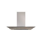 "36"" Cooktop Wall Hood - Glass Product Image"