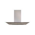 "36"" Cooktop Wall Hood - Glass Product Image"