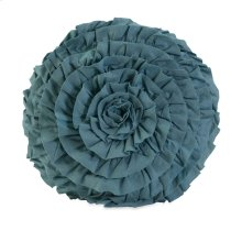 Essentials Blue Norida Pillow