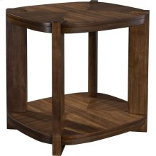 1 ONLY - Ryleigh Scround End Table