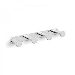 Simpliciti quadruple Robe Hook model: D4.114 Product Image