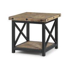 Carpenter Lamp Table