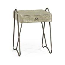 Gennesso Grey Oak Night Table