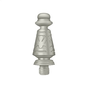 Ornate Tip - Brushed Nickel