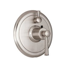 Miramar StyleTherm ® Trim Only with Single Volume Control - Biscuit