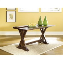 FLIP TOP CONSOLE TABLE