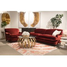 Annabelle Ruby Sofa and Chair, U5677