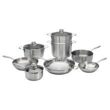 Frigidaire ReadyCook 12 Piece Cookware Set