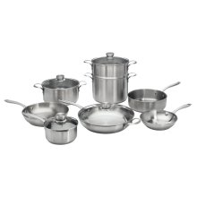 Frigidaire ReadyCook 12 Piece Cookware Set