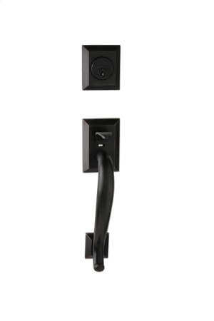 Forged Handlesets 913 - Oil-Rubbed Dark Bronze Product Image