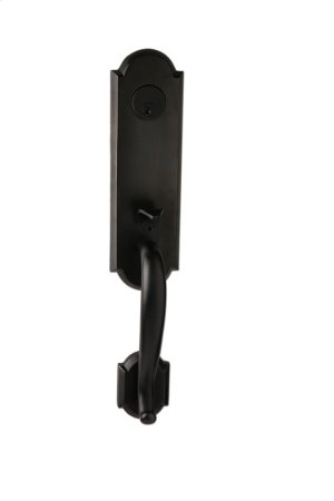 Forged Handlesets 916 - Oil-Rubbed Dark Bronze Product Image