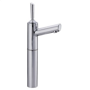 "Centurion single-hole stick handle elevated lavatory faucet with a 7"" extension and a short spout. Product Image"