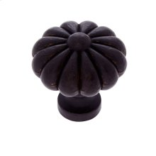 Oil Rubbed Bronze 35 mm Pumpkin Knob