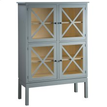 Bridgeport Four Door Cabinet