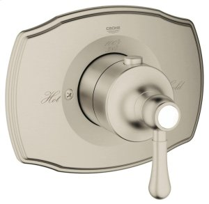 Grohtherm 2000 Authentic Custom Shower Thermostatic Trim with Control Module Product Image