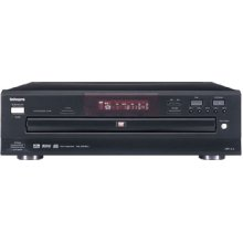 5-Disc Carousel DVD/CD Changer