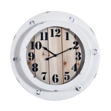 Portside - Wall Clock