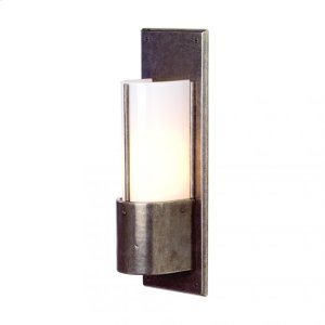Tunnel Sconce - WS480 Silicon Bronze Brushed Product Image