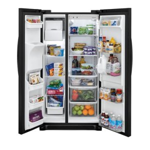 Frigidaire 22.0 Cu. Ft. Side-by-Side Refrigerator