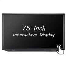 "75"" Interactive Touch Display"