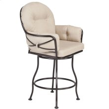 Club Swivel Counter Stool