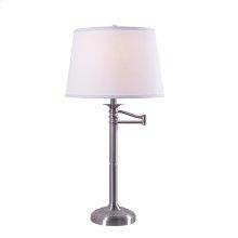 Riverside - Swing Arm Table Lamp