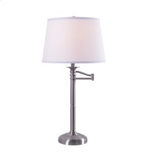 Riverside - Swing Arm Table Lamp