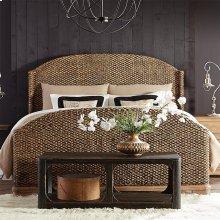 Queen Woven Bed