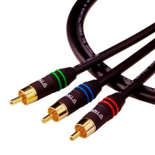 Series 2 Component Video-.5m
