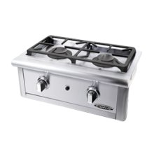 "24"" Maestro Double Side Burner"