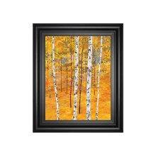 Iridescent Trees Iv By Alex Jawdokimov
