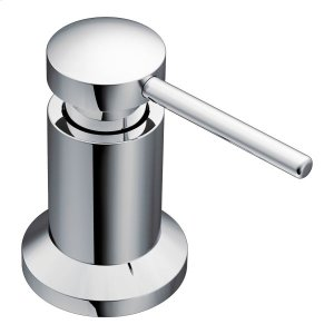 Soap Dispenser chrome Product Image