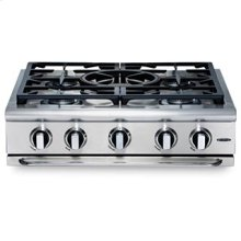 "Precision 30"" Gas Range Top"