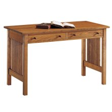 Right Keyboard Drawer, Cherry Spindle Library Desk