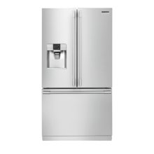[PACKAGE] Frigidaire Professional 22.6 Cu. Ft. French Door Counter-Depth Refrigerator. Price for individual item as part of a 4 piece kitchen package purchase only. Please call sales at (717)299-5641 for details.