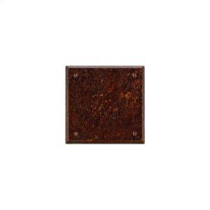 Square Escutcheon - E403 Silicon Bronze Brushed Product Image