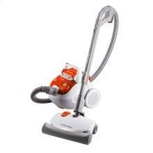 Vacuum Cleaners - Twin Clean Bagless Canister Vacuum Cleaner for A Cleaner Clean