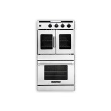 """30"""" Legacy Hybrid French & Chef Door Oven"""