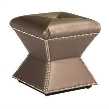 Faceted Ottoman (Fabric)