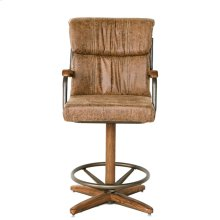 Chair Bucket (chestnut & bronze)