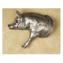 Pig Facing Left