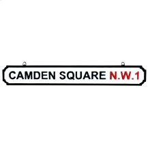 Camden Square Sign