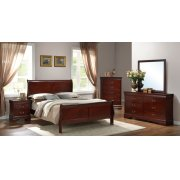 Belleview Cherry Bedroom Product Image