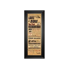 Lake Ridge By the Vintage Collection