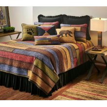 Timber Planks Quilt