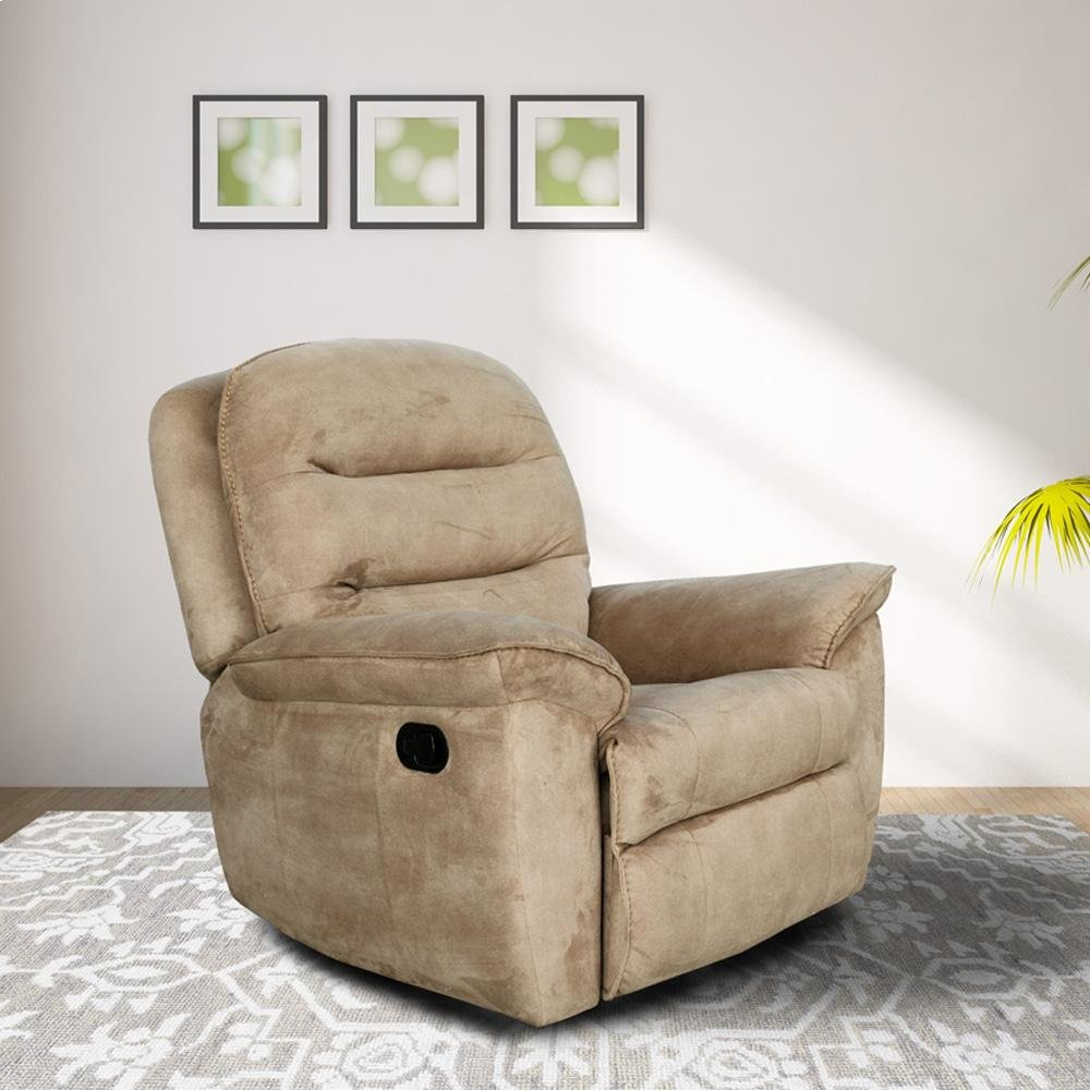 CALYPSO - TRAIL Manual Glider Recliner