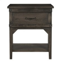 Cedar Lakes 1 Drawer Nightstand